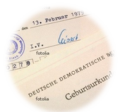 Certificate Translations